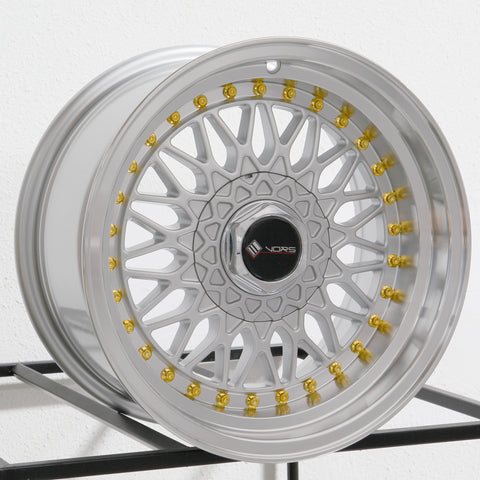 Vors Wheels VR3 Silver