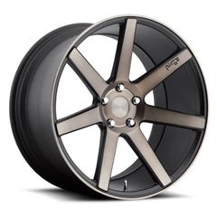 Niche Wheels M150 Verona Black Machined