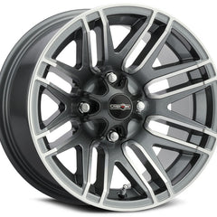 Vision ATV Wheels 112 Assault Gunmetal Machined