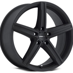 Vision Wheels 469 Boost Satin Black