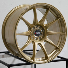 XXR Wheels 527 Gold
