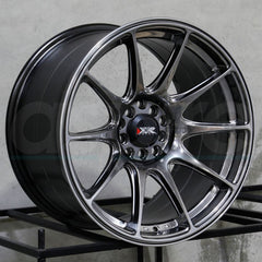 XXR Wheels 527 Chromium Black