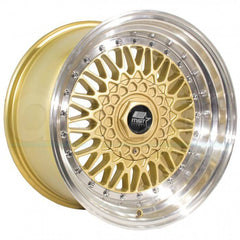 MST Wheels MT13 Gold