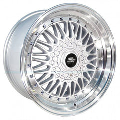 MST Wheels MT13 Silver
