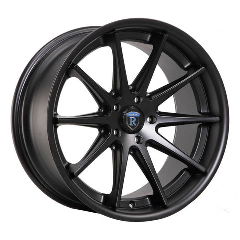 Rohana Wheels RC10 Matte Black