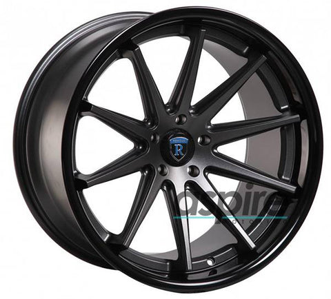 Rohana Wheels RC10 Graphite