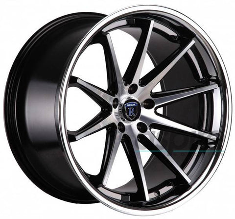 Rohana Wheels RC10 Machine Black