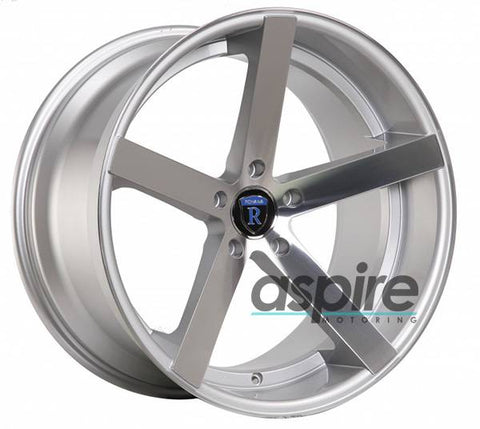 Rohana Wheels RC22 Silver