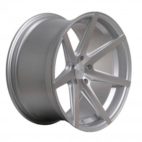 Rohana Wheels RC7 Silver