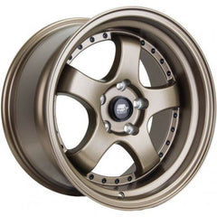 MST Wheels MT07 Bronze