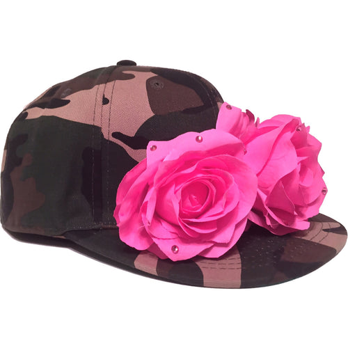 CAMO COLOUR ROSE
