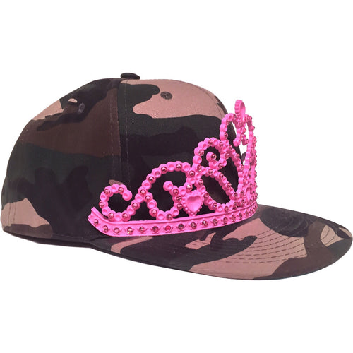 CAMO COLOUR TIARA