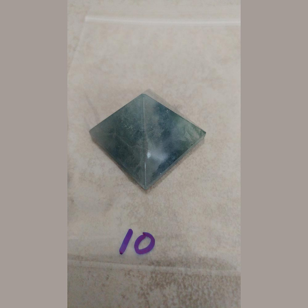 Fluorite promotes a physical self perfection.