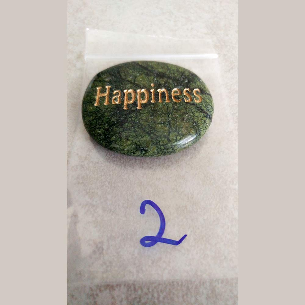 Happiness Worry Stones