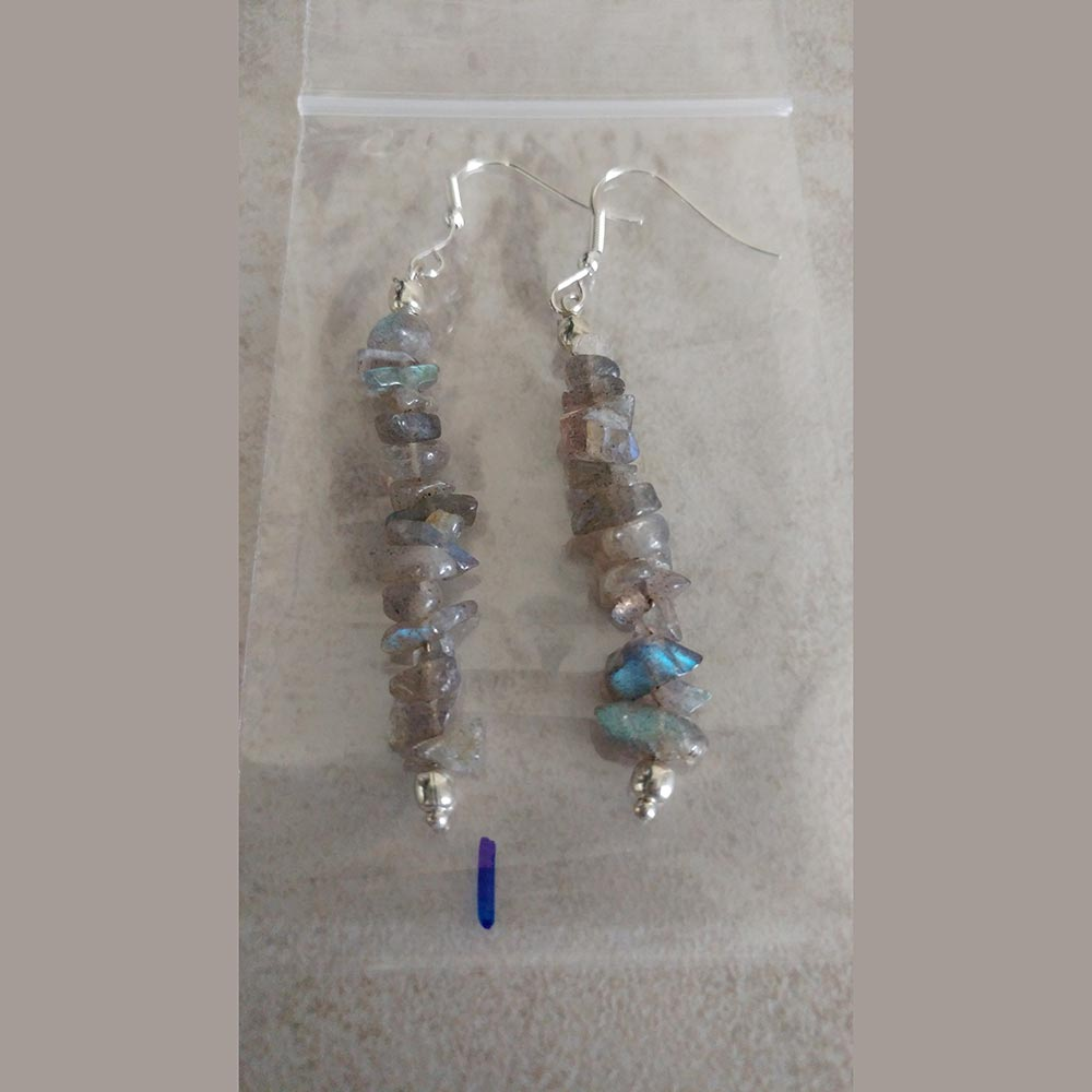 Labradorite treats disorders of the eyes and brain, relieves stress and regulates metabolism.
