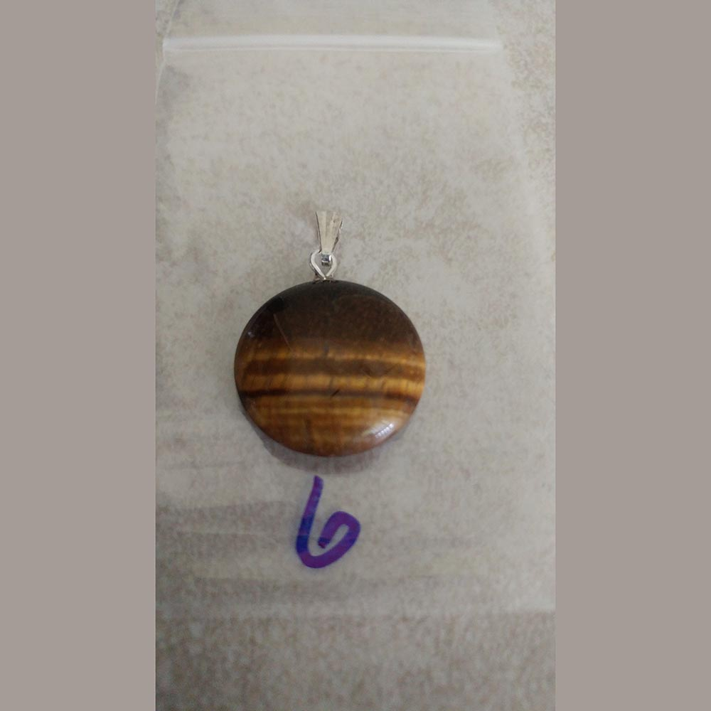 Tiger Eye can attract good fortune