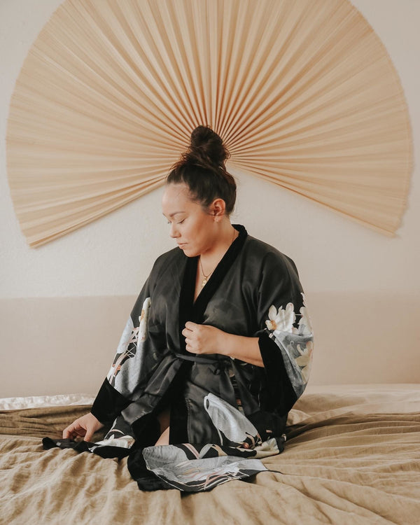 Kimono Robe Round Up: Our Favorite Lovely Looks By You
