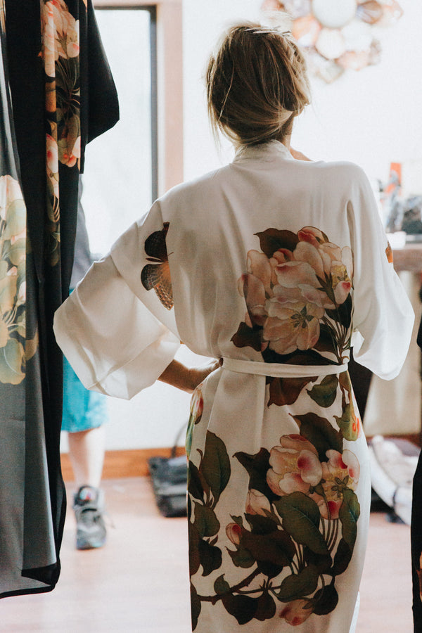 Travelogue: Kimono Robes on Holiday
