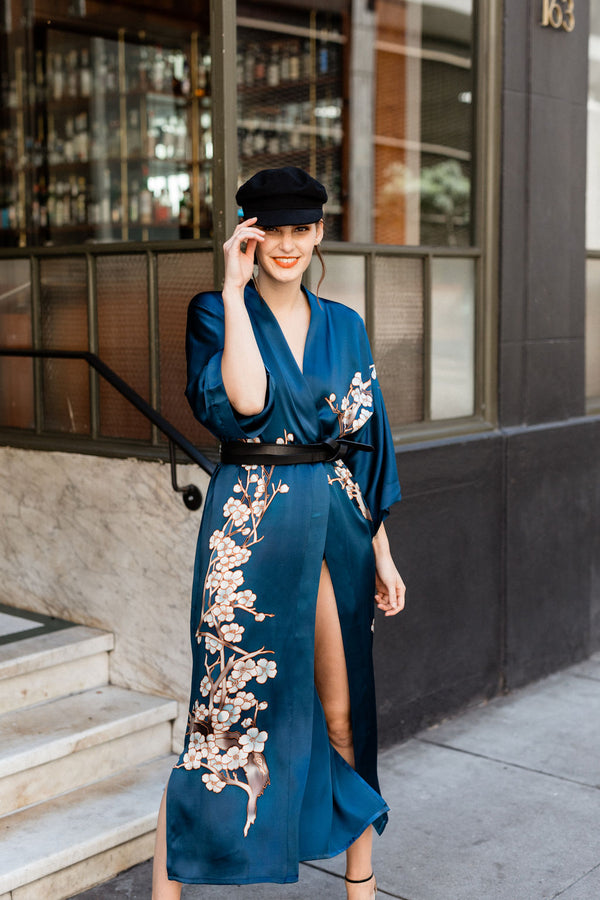 Women's Health Week: How Kimono Robes Elevate Your Every Day