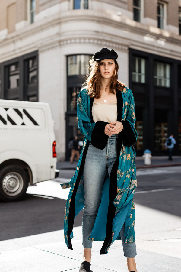 Our Most Popular Pieces: The KIM+ONO Kimono Wraps