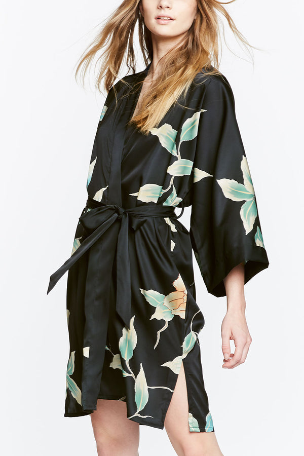 Free Your Mind: Designing the Botanical Beauties of Our Kimono Robes