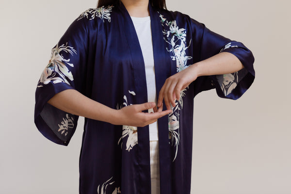 Behind the Scenes with Co-Founders Tiffany, Renee, and the Kimono Robes They Love