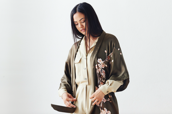 Our Founders' Favorites: The Kimono Robes They're Choosing for Fall