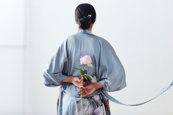 Works of Art: Kimono Robes and You