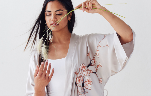 Behind the Scenes: A Look Into How We Make Our Kimono Robes