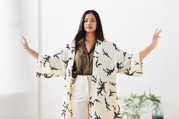 Kimono Robes and The Art of Going Slow
