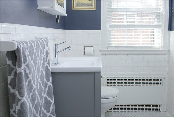 How to Install a Bathroom Vanity and Faucet