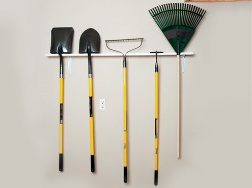 How to Build a Garden Tool Rack in 5 Easy Steps