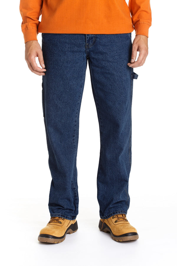 Multi Pocket Utility Denim Jean