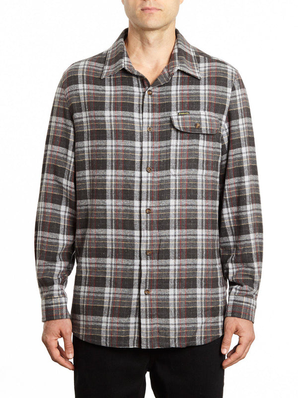 Flannel Shirt with Pocket
