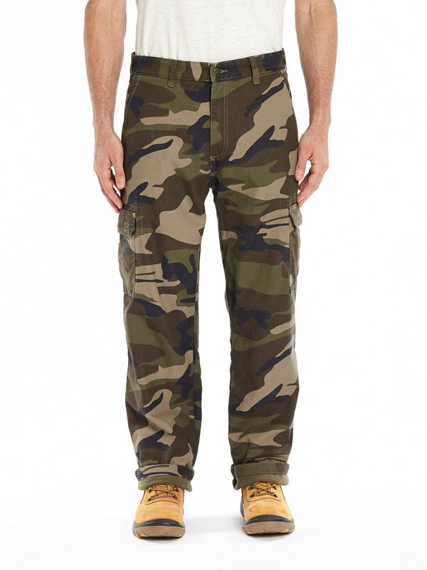 Fleece Lined Cargo Pant