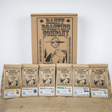 New 6-Pack Taster Box - Banff Roasting Company Ltd.