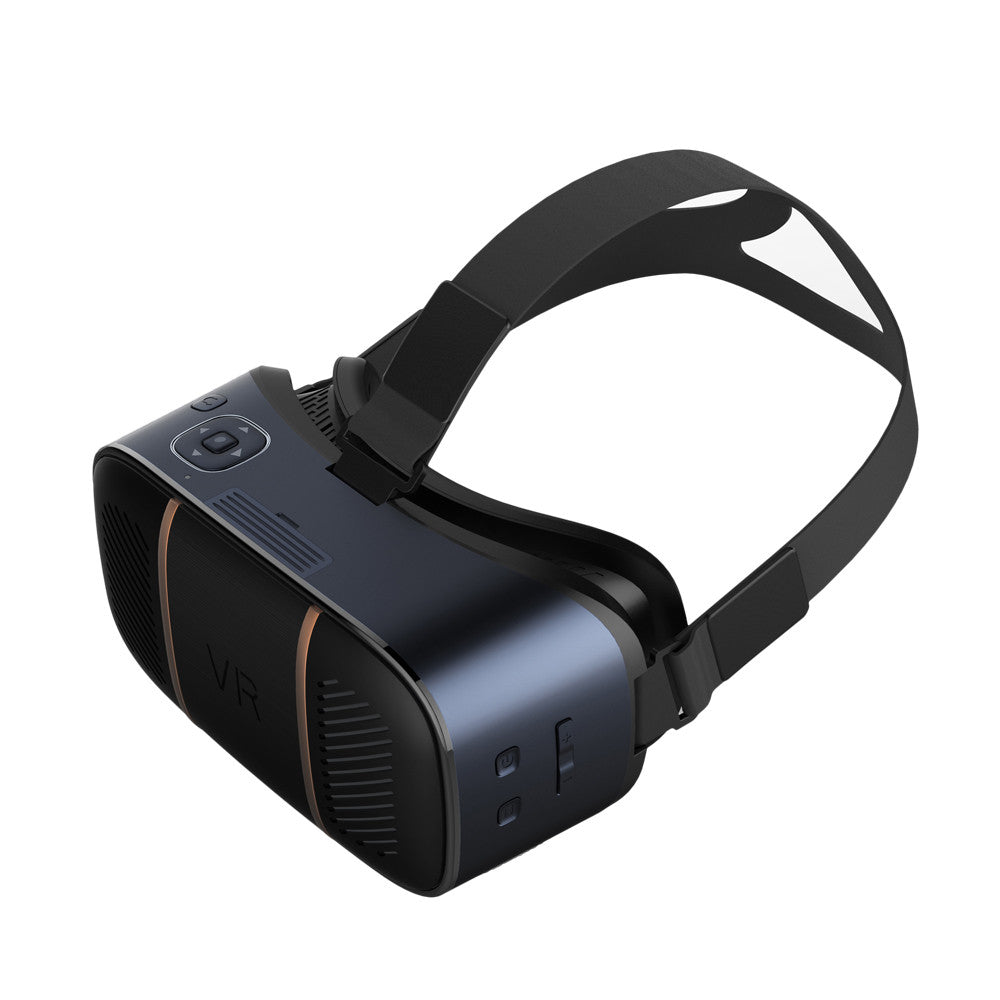 Google Cardboard 3D Virtual Reality Vr Box Glass Goggles Helmet V3 8-core A57+A53  2560*1440 HD Screen Projector Theater - Spinner-Gadget