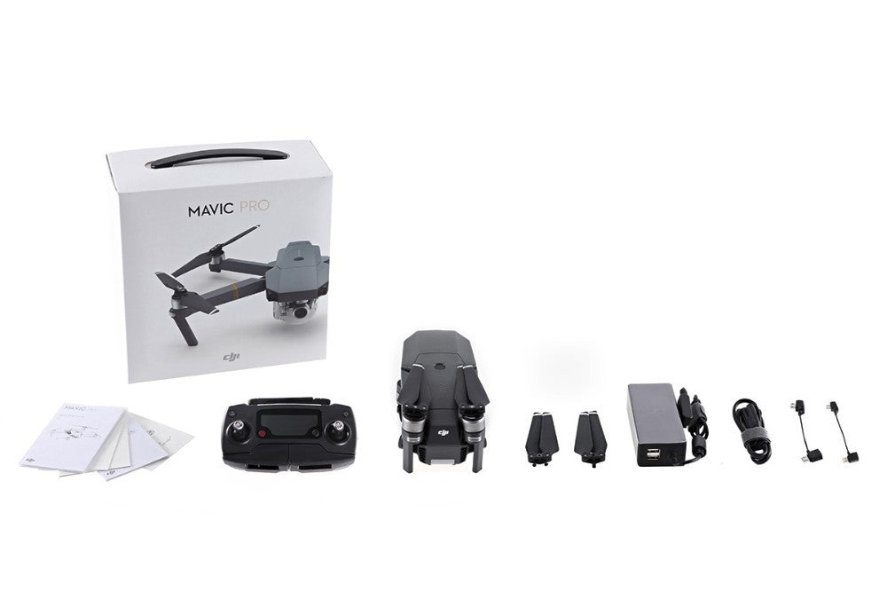 DJI Mavic Pro (3pcs Batteries Included) - Spinner-Gadget