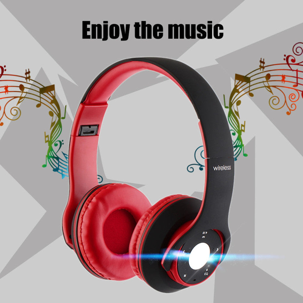 OY5 Universal 4 In 1 Multifunctional 360 Degree Surround Sound Sport Headphone Bluetooth CVC 6.0 Heavy Bass Headset - Spinner-Gadget