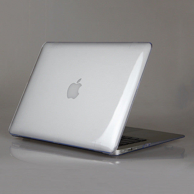 Frosted case cover sleeve for macbook air - Spinner-Gadget