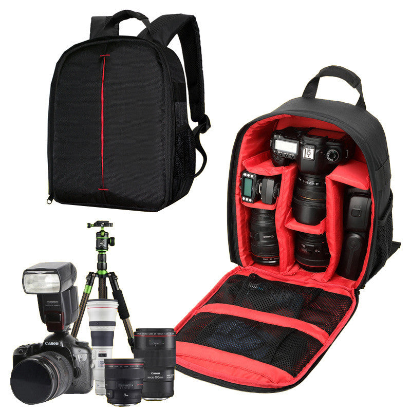 Small DSLR Camera Bag - Spinner-Gadget