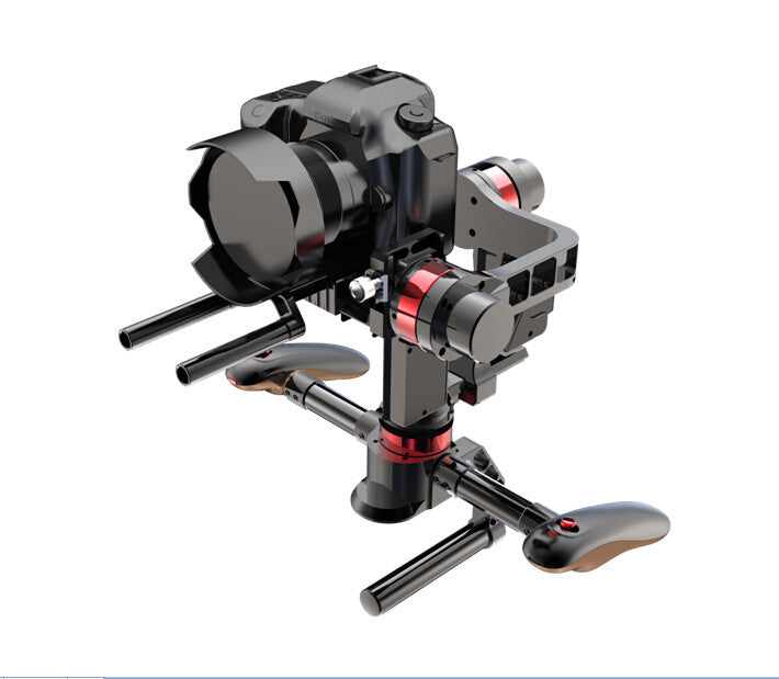 Wenpod MD2 black brushless handheld 3-axis gimbal compatible with most popular DSLR cameras for Canon Nikon - Spinner-Gadget