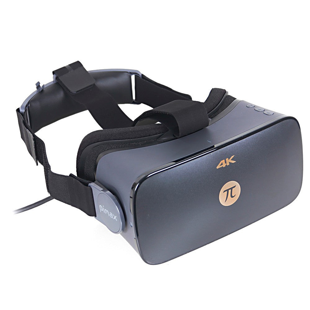 4K UHD VR Virtual Reality Glasses 3D Headset for PC - Spinner-Gadget
