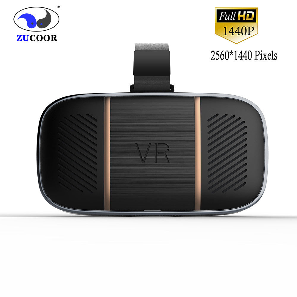 Google Cardboard 3D Virtual Reality Vr Box Glass Goggles Standalone ZV36 8-core A57+A53  2560*1440 HD Screen Projector Theater - Spinner-Gadget
