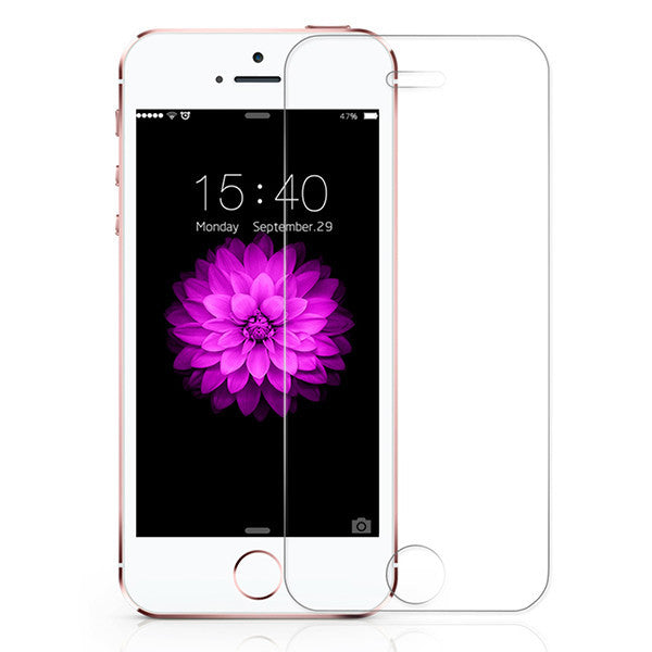 Premium 0.3mm 9H 5 5S SE Tempered Glass Explosion Proof Screen Protector - Spinner-Gadget