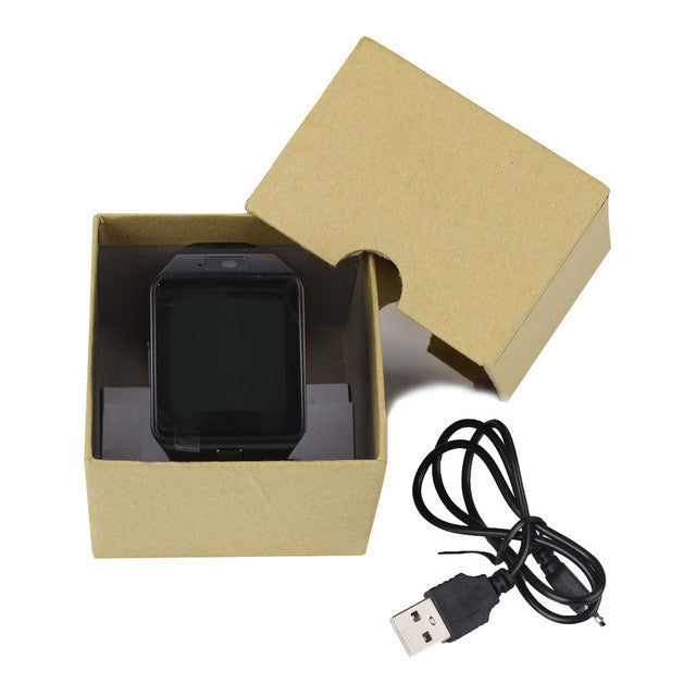 Wearable Smartwatch Devices DZ09 U8 Smart Wrist Watch - Spinner-Gadget