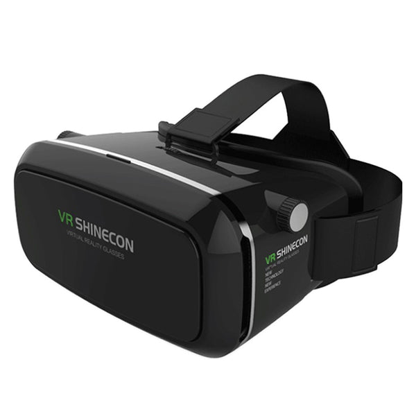 2017 Top Virtual Reality Immersive Glasses Headset For 3D Videos Movies Games NICE - Spinner-Gadget
