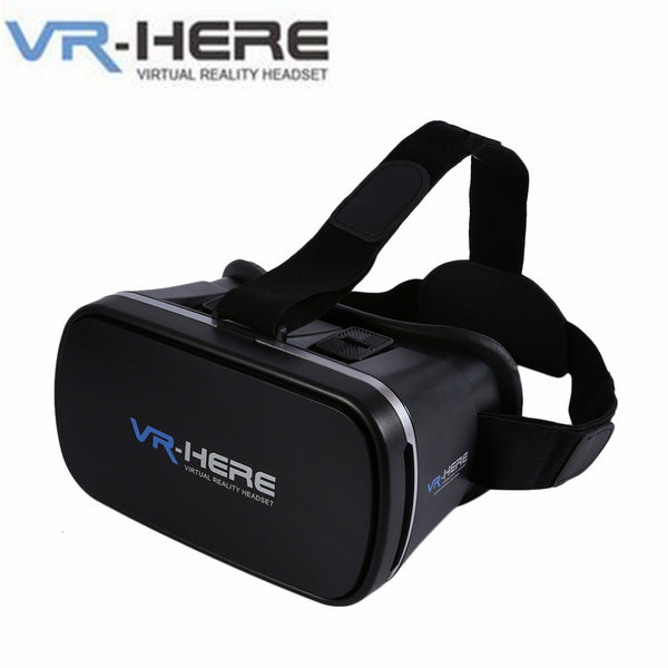 Virtual Reality Headset VR-BOX Mobile Phone 3D Glasses Version 2.0 96 degree  for 4.0-6.0 inch Smartphone