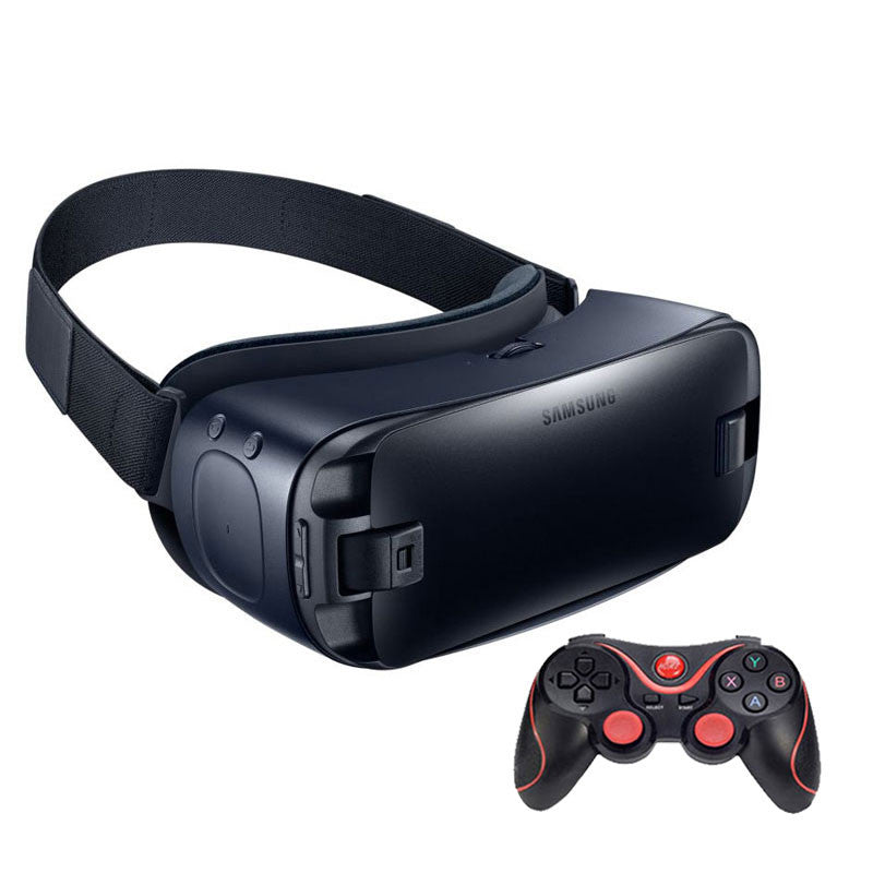 Gear VR 4.0 3D Glasses Built-in Gyro Sensor Virtual Reality Headset for Samsung Galaxy S8 S8+ Note7 Note5 S6 S6 Edge+ S7 S7 Edge - Spinner-Gadget