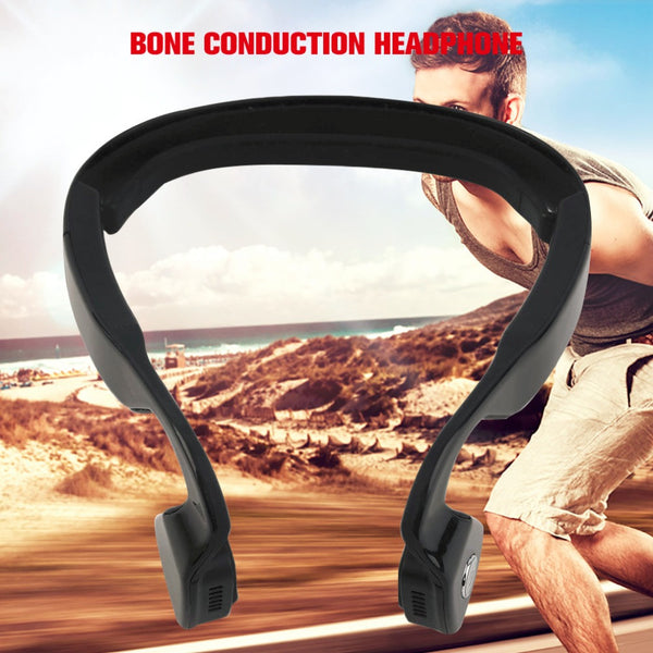2017 New Arrival Bone Conduction Bluetooth 4.0 Wireless Stereo Sports Headset